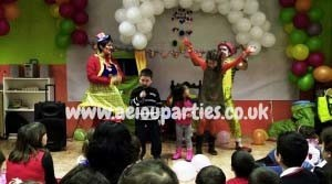 AEIOU KIDS BIRTHDAY ENTERTAINMENT