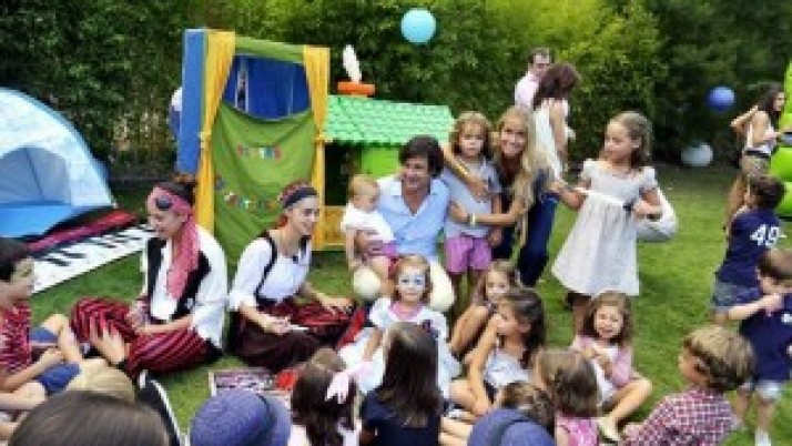 Ideas to entertain kids at a wedding in London