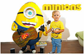 Minion Themed Kids Parties decoration